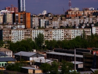 Samara, st Vladimirskaya, house 26. Apartment house