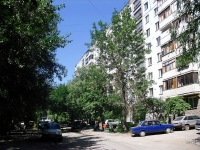 Samara, Vladimirskaya st, house 38. Apartment house