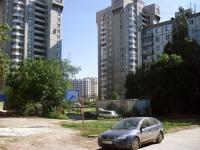 Samara, Vladimirskaya st, house 46А. Apartment house