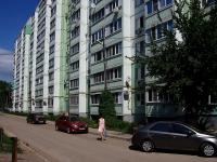 Samara, alley Voditeley, house 5. Apartment house