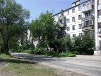 Samara, Volgin st, house 120. Apartment house