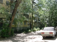 Самара, улица Волгина, дом 136. многоквартирный дом