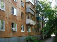 Samara, Volgin st, house 91. Apartment house