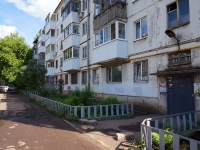 Samara, Volgin st, house 108. Apartment house