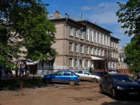 neighbour house: st. Volgin, house 110. school МОУ СОШ №121