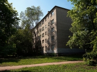 Samara, st Volgin, house 112. Apartment house