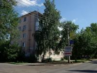 Самара, улица Волгина, дом 115. многоквартирный дом