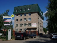 Samara, st Volgin, house 117А. office building
