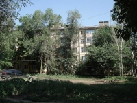 Samara, Volgin st, house 134. Apartment house