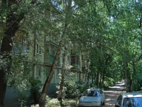 Samara, Volgin st, house 142. Apartment house