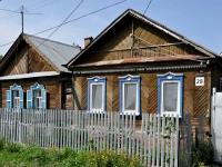 Самара, улица Восточная, дом 28. индивидуальный дом
