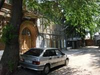 Samara, alley Goncharov, house 18. Apartment house