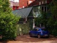 Самара, Гончарова переулок, дом 6. индивидуальный дом