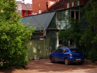 Samara, alley Goncharov, house 6. Private house