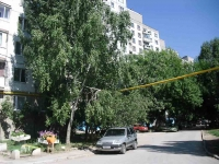 Samara, Dachnaya st, house 19. Apartment house