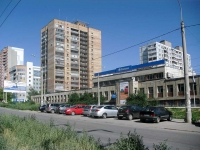 Samara, Dachnaya st, house 27. Apartment house