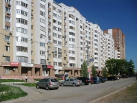 Samara, Dachnaya st, house 28. Apartment house