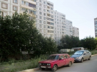 Samara, Dachnaya st, house 31. Apartment house