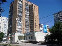 Samara, Dachnaya st, house 15. Apartment house