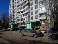 Samara, Dachnaya st, house 17. Apartment house