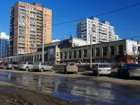neighbour house: st. Dachnaya, house 27А. multi-purpose building