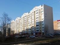 Samara, Dachnaya st, house 28. Apartment house