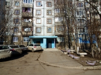 Samara, Dachnaya st, house 33. Apartment house
