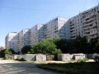 Samara, Dachnaya st, house 35. Apartment house