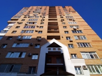 Samara, Dachnaya st, house 30. Apartment house
