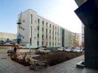 neighbour house: st. Dachnaya, house 4Б. office building