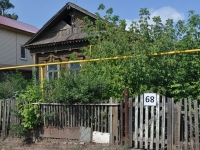 neighbour house: st. Depovskaya, house 68. Private house