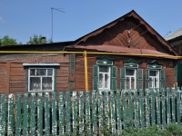 Samara, Depovskaya st, house 70. Private house