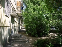 Samara, Dzerzhinsky st, house 4. Apartment house