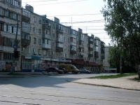 Samara, Dzerzhinsky st, house 24. Apartment house