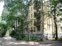 Samara, Dzerzhinsky st, house 36. Apartment house