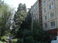 Samara, st Dzerzhinsky, house 12. Apartment house