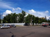 Самара, улица Дзержинского, дом 11. производственное здание