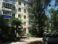 Samara, Dzerzhinsky st, house 10. Apartment house