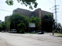 Самара, улица Дзержинского, дом 13А. многоквартирный дом