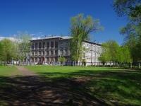 Samara, st Yelizarov, house 28А. school