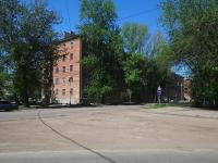 Samara, st Yelizarov, house 28. Apartment house
