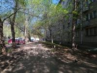 Samara, Yelizarov st, house 36. Apartment house