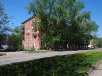 Samara, st Yelizarov, house 30. Apartment house