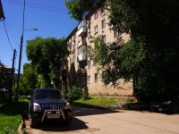 neighbour house: st. Zhelyabov, house 3. Apartment house