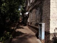 Samara, Zhelyabov st, house 4. Apartment house