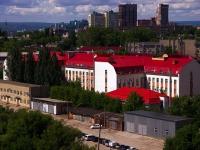 neighbour house: st. Zhelyabov, house 13. hospital Дорожная клиническая больница. Терапевтический стационар