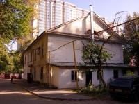 Самара, улица Г.С. Аксакова, дом 15. многоквартирный дом