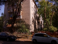 Samara, Zhelyabov st, house 17. Apartment house