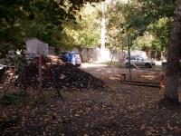 Самара, улица Г.С. Аксакова, дом 23. многоквартирный дом