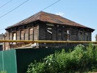 Самара, улица Засулич, дом 20. неиспользуемое здание